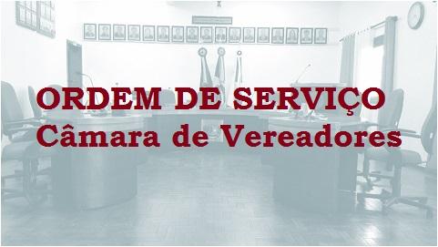 ORDEM DE SERVIÇO 05/2020